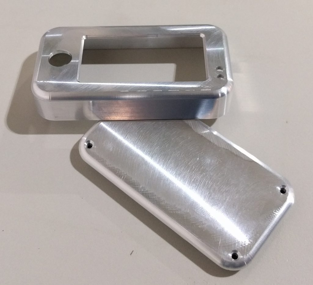 aluminum electronics box